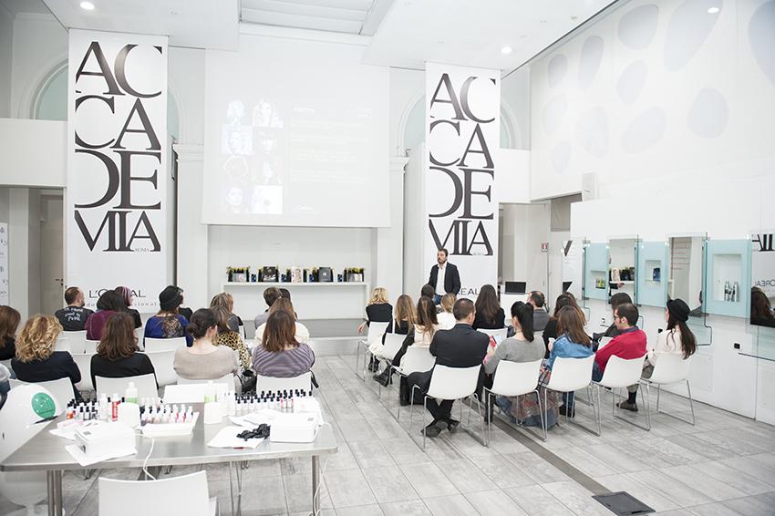 Accademia Roma L'oreal