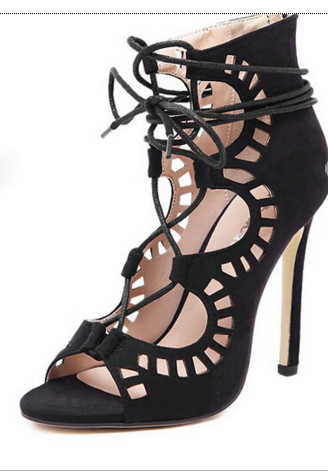 scarpe lacci