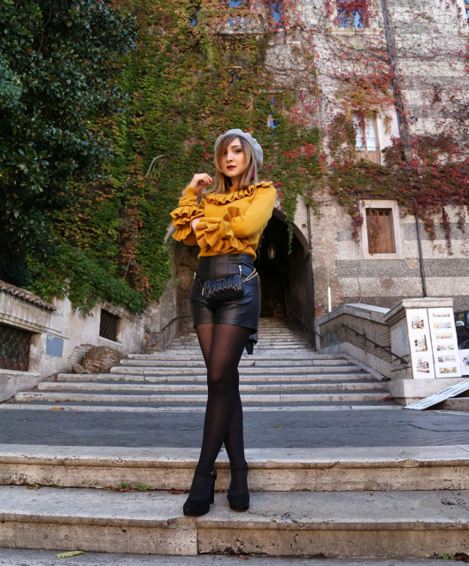 Look autunnale