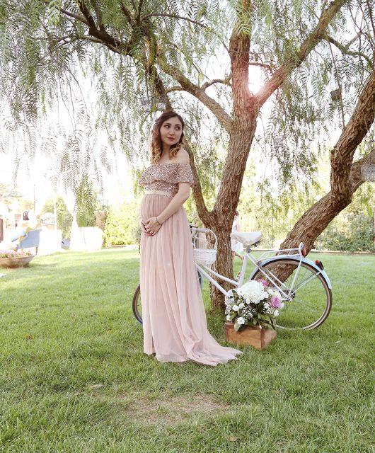 abito cerimonia gravidanza