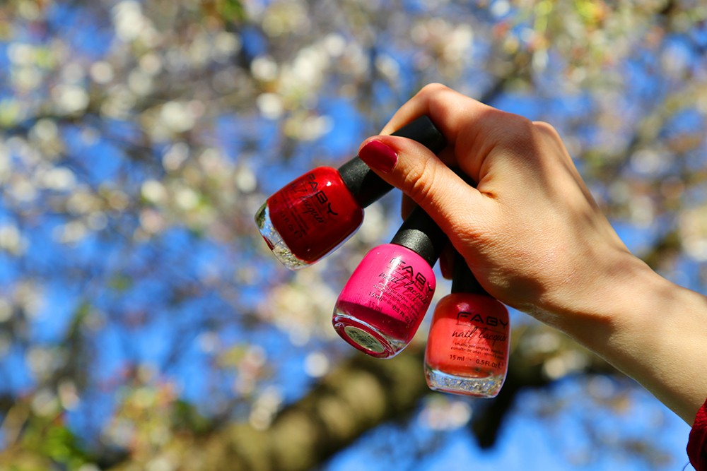 nail lacquer Faby